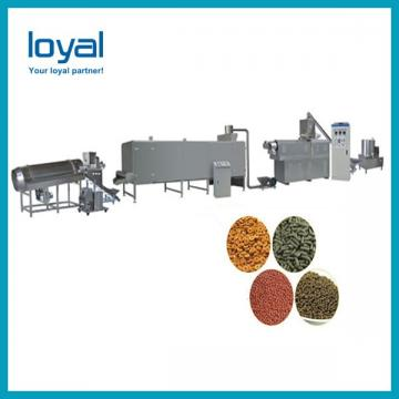 Bulk China Hot Selling Automatic Pet feed pellet/cat/dog food processing line/making machines