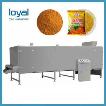 Fried Baked Corn Snacks Kurkure Production Machine Line