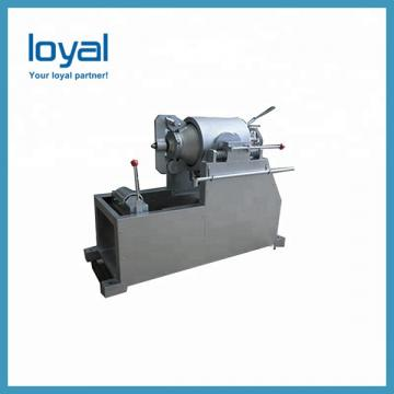 Flour crispy snacks salad chips processing line potato stick making machine